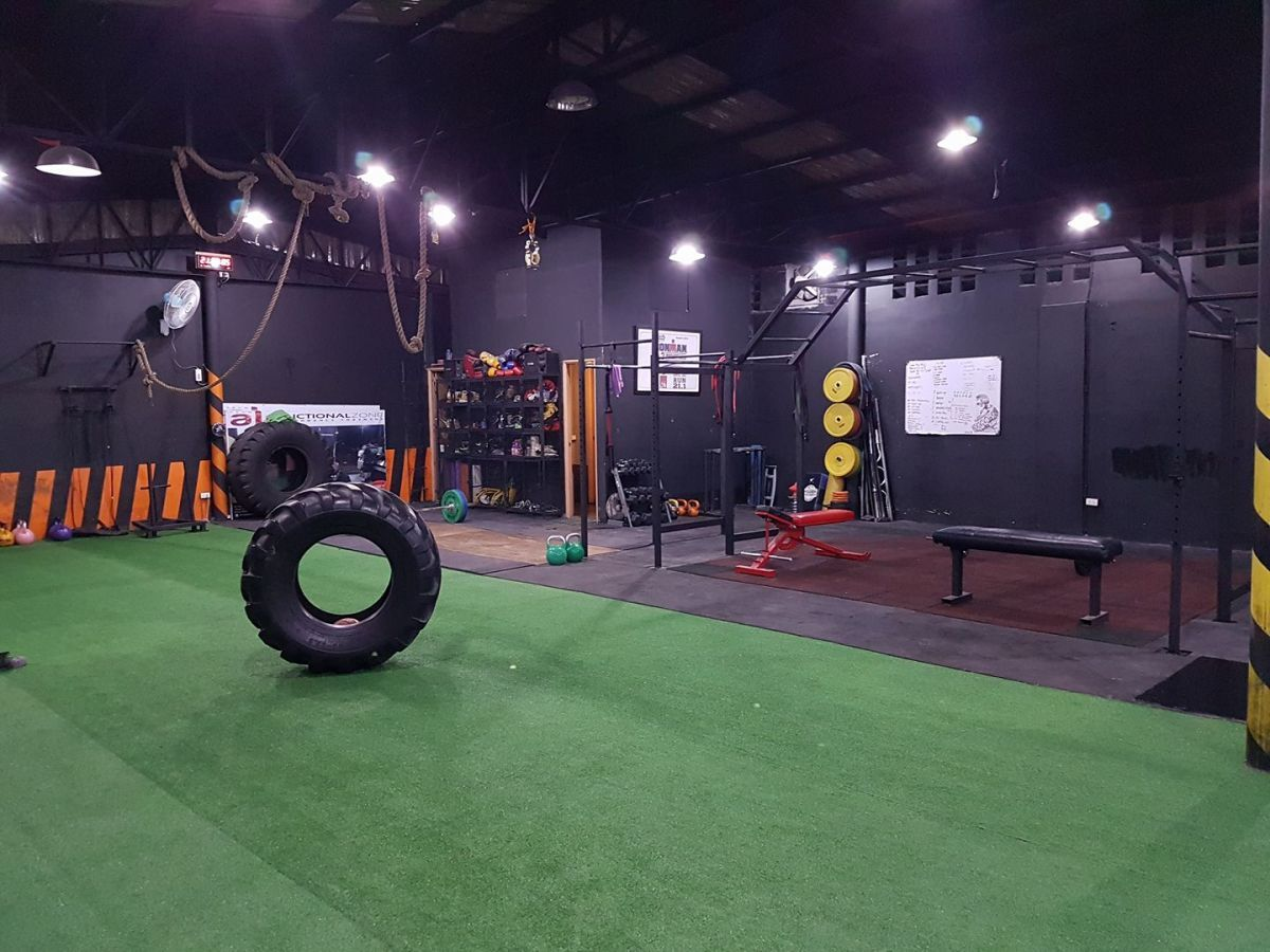 Al functional zone gym health and fitness in marikina city