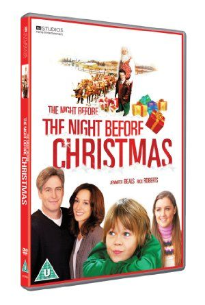 The Night Before The Night Before Christmas Christmas Dvd The Night Before Christmas Before Christmas