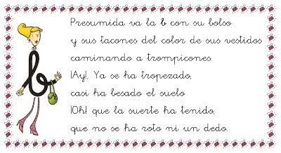 Fichas b          http://eraseunavezmiclase.blogspot.com.es/2014/05/la-presumida-b.html