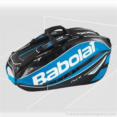 Babolat Pure Drive 12 Pack Tennis Bag Tennis Bags Racquet Bag Tennis Bags Tennis Bag