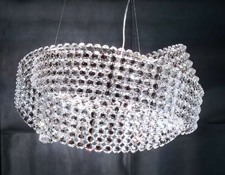 Diamante 120 sospensione diametro 120cm marchetti swarowski