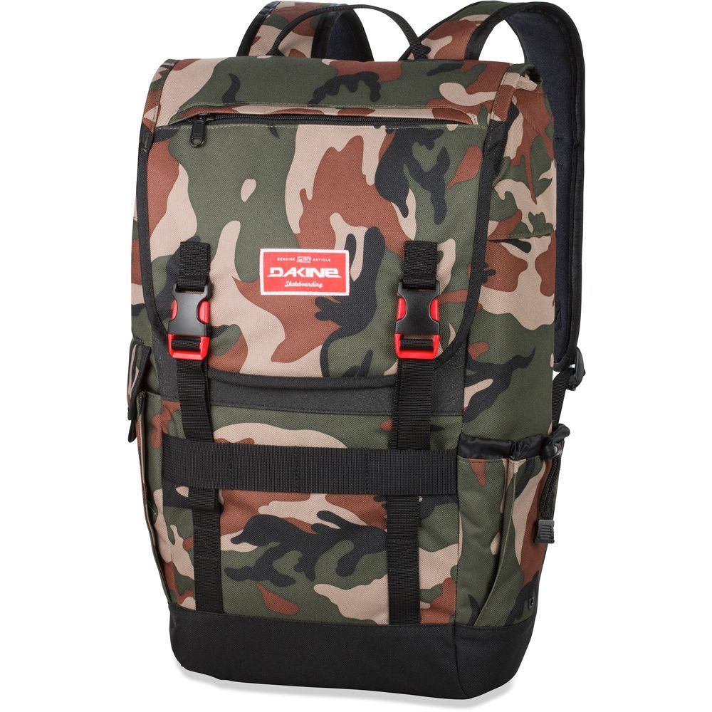 Dakine Ledge Camo 25L 17-inch Laptop Skate Backpack | man stuff ...