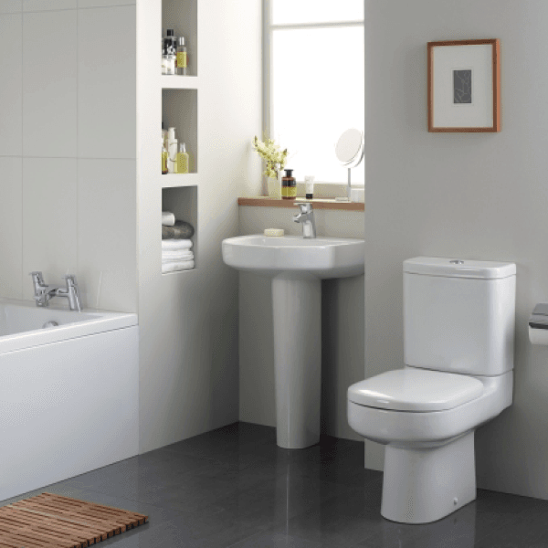 Ideal Standard Playa 5 Piece Set Bathroom Suite Bathroom Modern Bathroom
