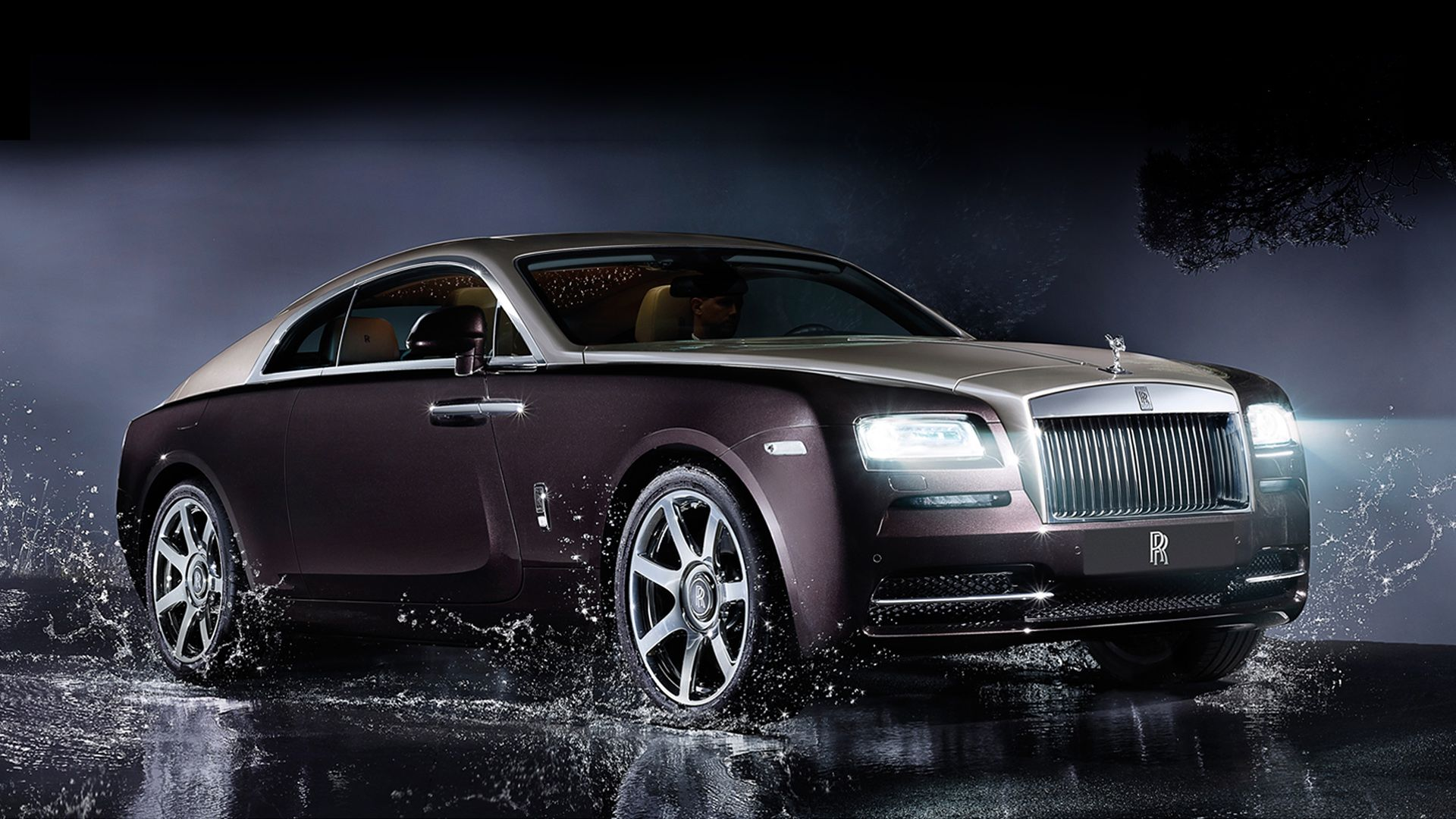 Image For New Rolls Royce Wraith Wallpaper