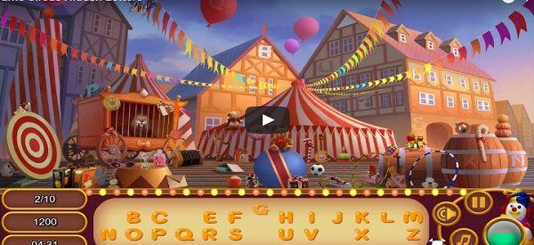 играть цирк онлайн