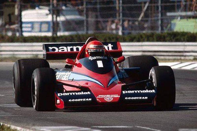 Niki Lauda, Brabham-Alfa Romeo BT46, 1978 Italian GP, Monza