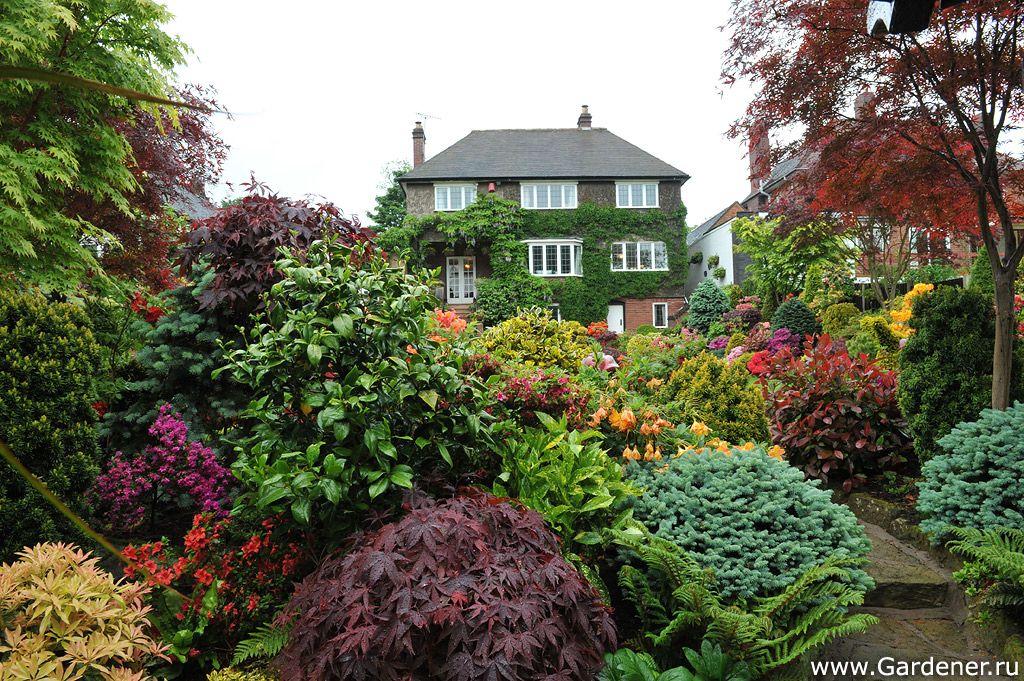 Four Seasons Garden Ландшафтный дизайн садов и парков