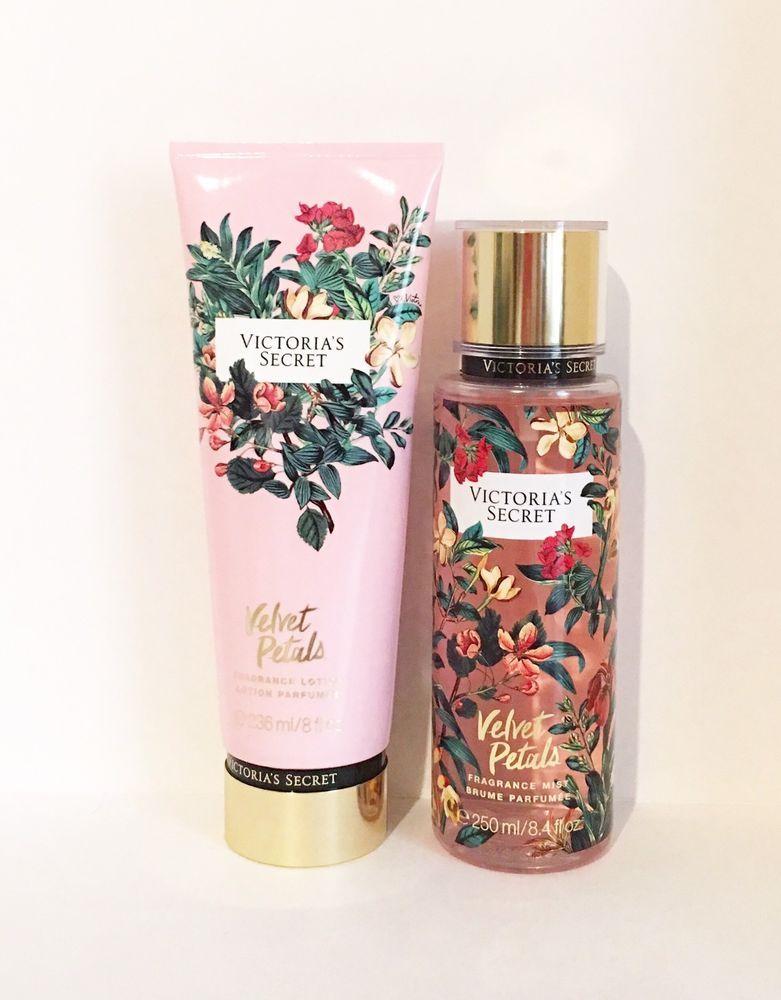 476793a4e59 Victoria s Secret Fantasies Velvet Petals Lotion   Mist Set 🎁   VictoriasSecret
