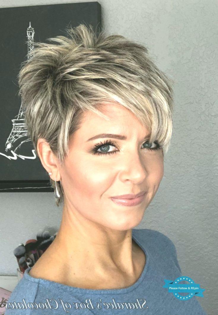 Pixie Cut Frisuren 2021 Damen Kurz