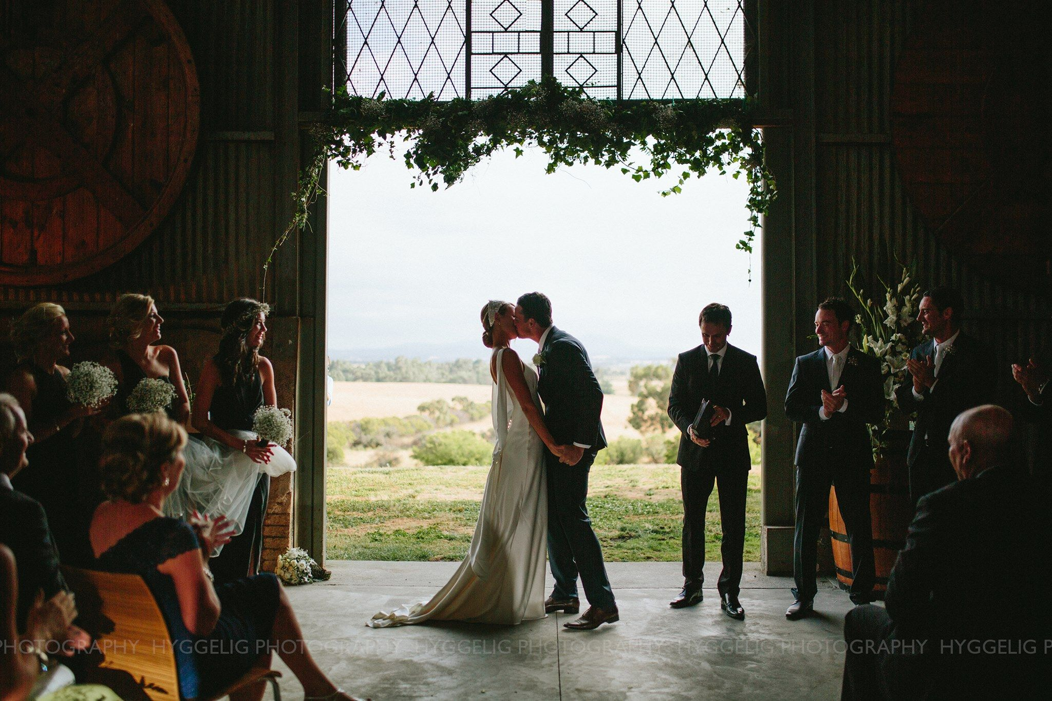 Ceremony In Zonzo S Barn Http Hyggeligphotography Au Its The Cliffs Valley Country Club Weddings
