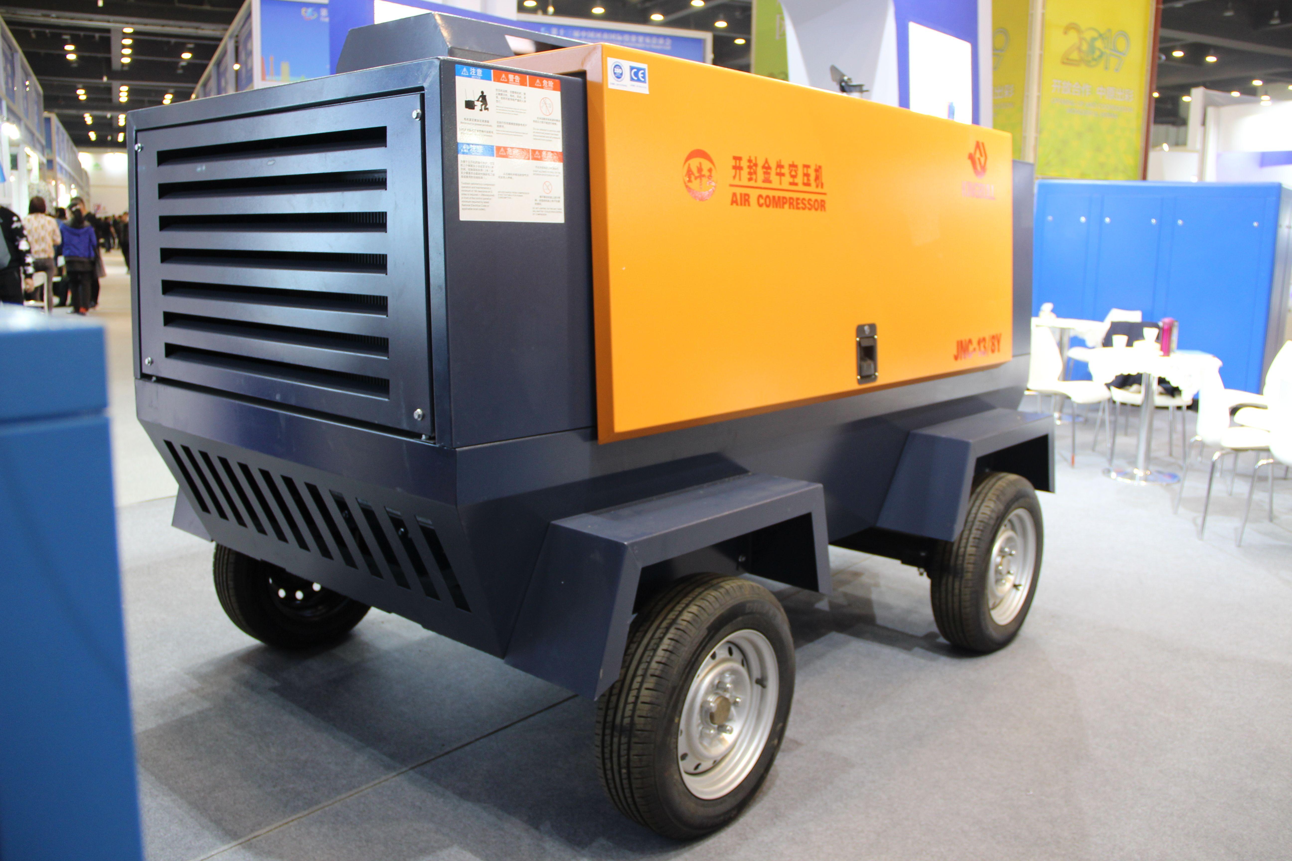 750CFM Diesel Air Compressor For Sale Large Manufacturers