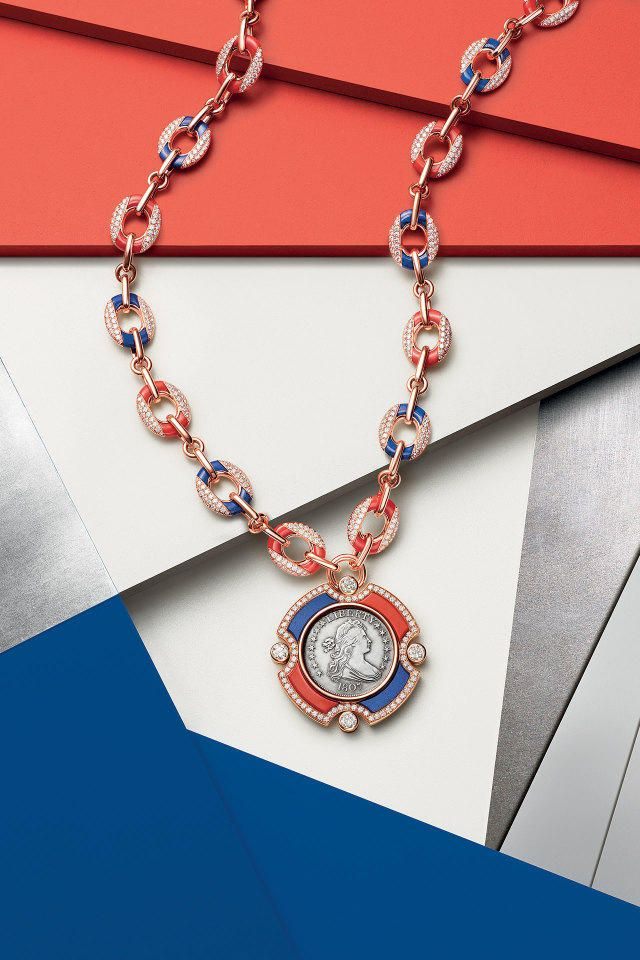 813972c692407 The Bulgari NY capsule collection, inspired by the artistic energy of NYC  in the