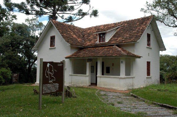 Parque Ecoturistico Municipal Sao Luis De Tolosa A Casa Branca