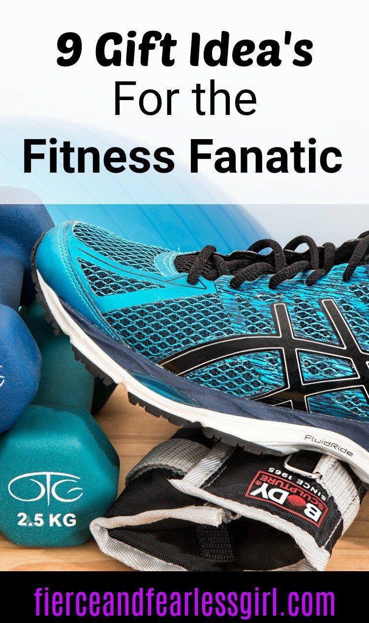 9 Gift Idea's for the Fitness Fanatic | Fitness fanatic ...