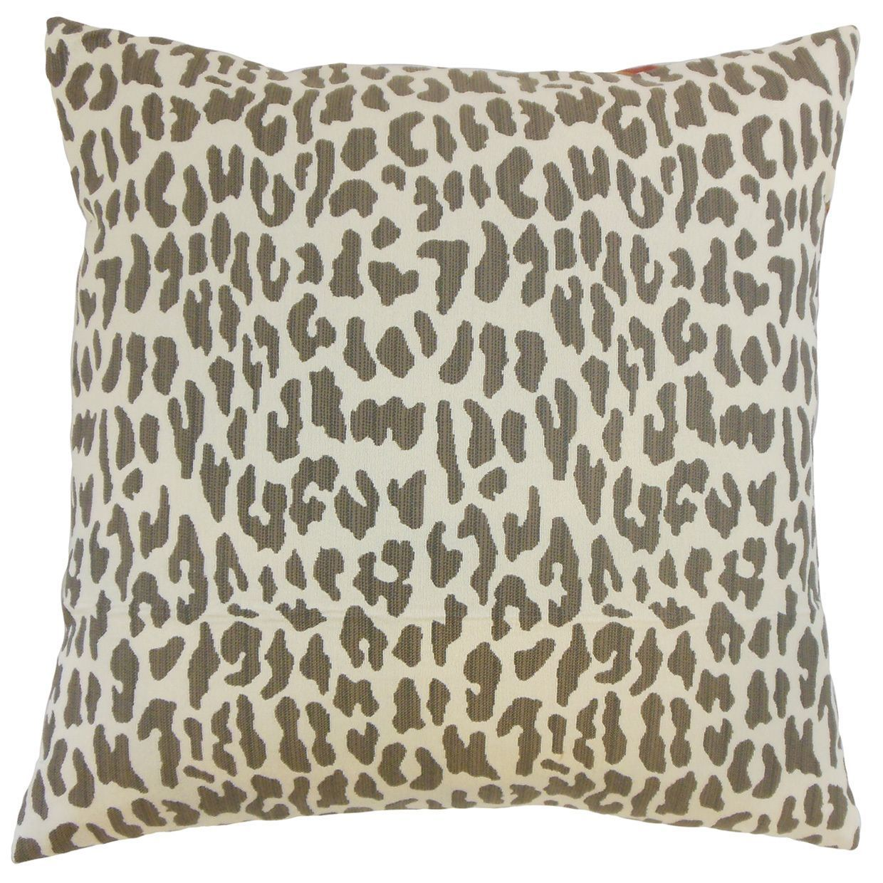 Ilandere Animal Print Throw Pillow Cover (Size), Multi, Size 19 x ...