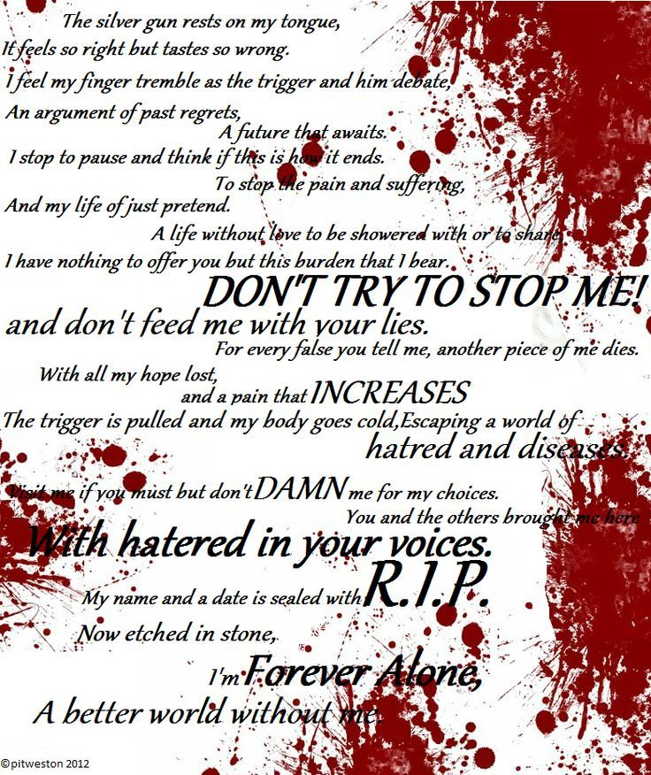 Suicide Qotes Pinterest Suicide Quotes Poems And Depression