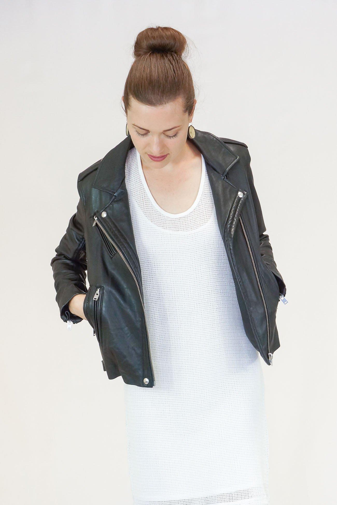 Iro Han Black Leather Moto Jacket Tamarind Black Leather Moto Jacket Leather Moto Jacket Moto Jacket [ 1950 x 1300 Pixel ]