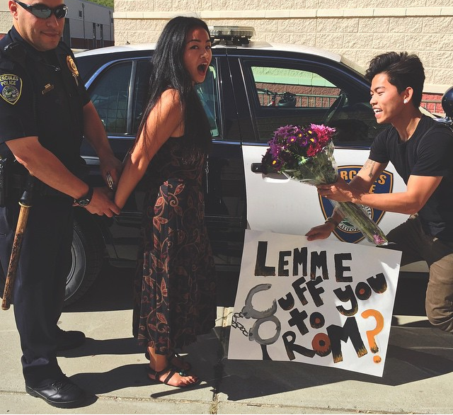 I Got My Prom Date Taken Out Of Class And Arrested