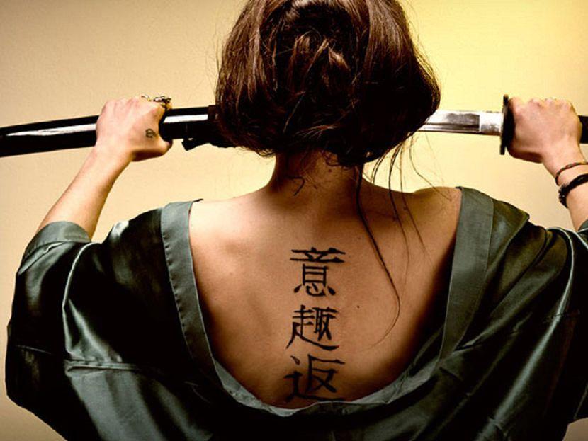 100 Beautiful Chinese Japanese Kanji Tattoo Symbols Designs Kanji Tattoo Japanese Tattoo Women Japanese Tattoo
