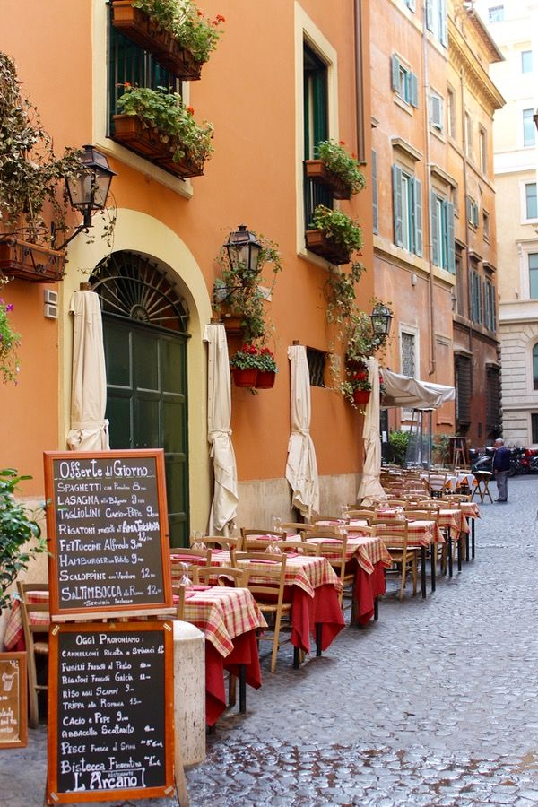 Rome Italy Best Places To Eat From Neverendingjourneys Com