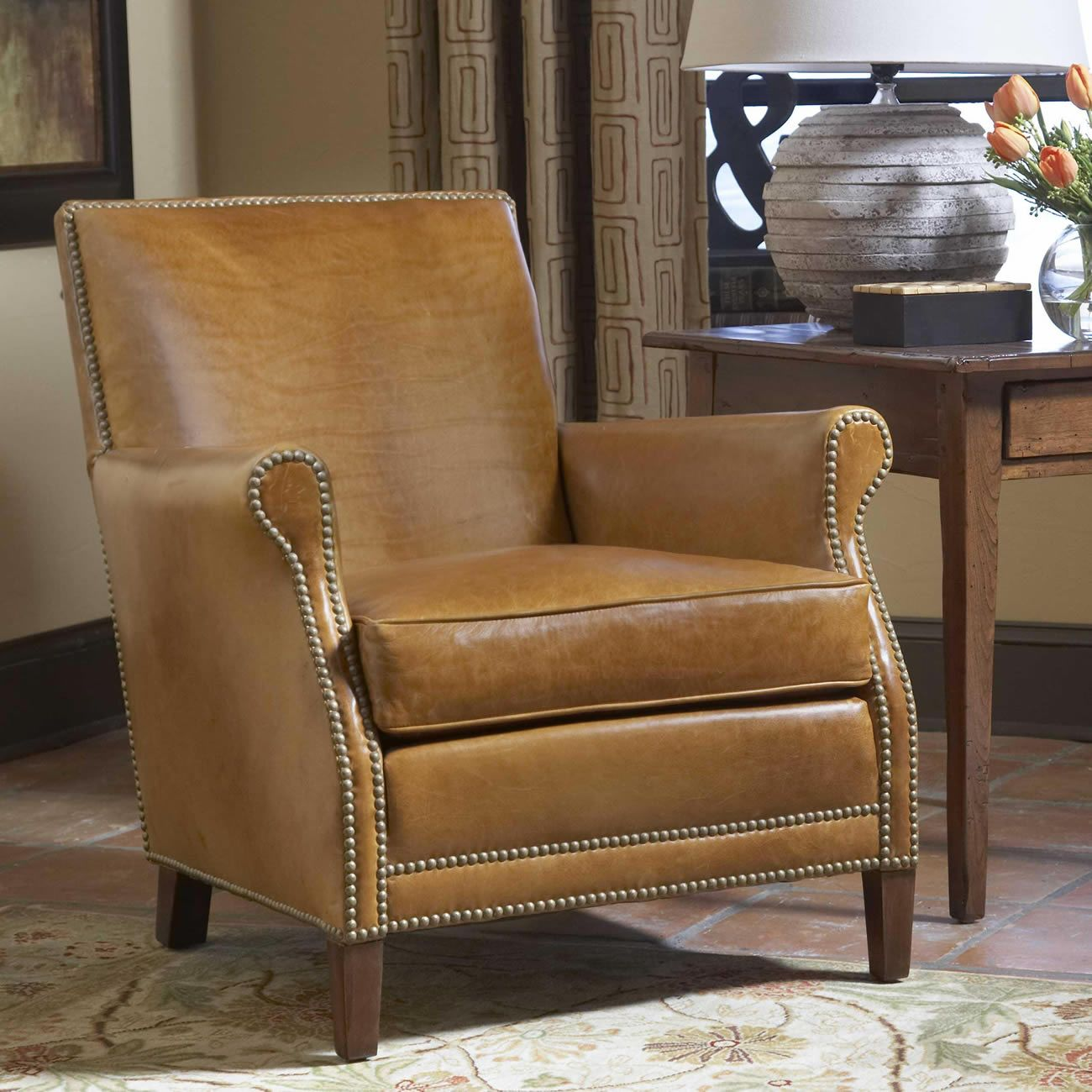 Superior Stickley Furniture Newcastle Chair