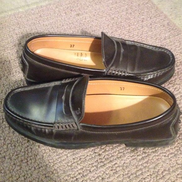 Tods Loafers Womens Price