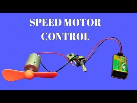 how to make dc motor speed controller simple dc motor speedhow to make dc motor speed controller simple dc motor speed control circuit youtube