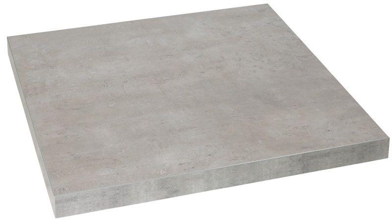 Marco 30u0027u0027 X 60u0027u0027 Rectangular Indoor Table Top With Concrete Melamine Finish