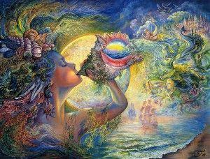 call of the sea...goddess...Sedna