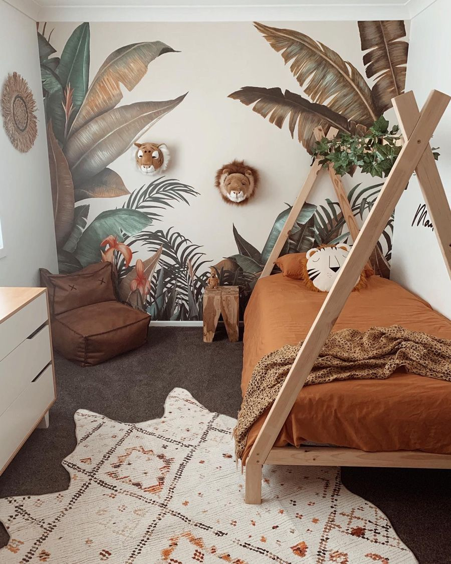 THE COLOUR TERRACOTTA IN NURSERIES AND KIDS' ROOMS – Kids Interiors