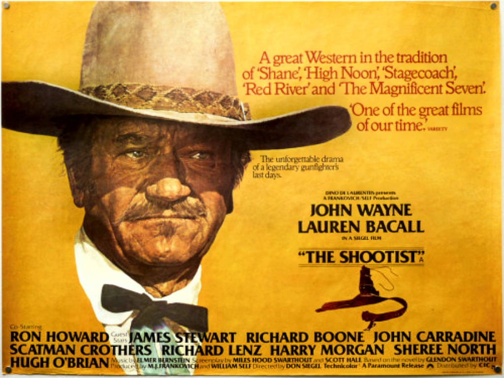my ultimate top 10 best john wayne movies list | john wayne