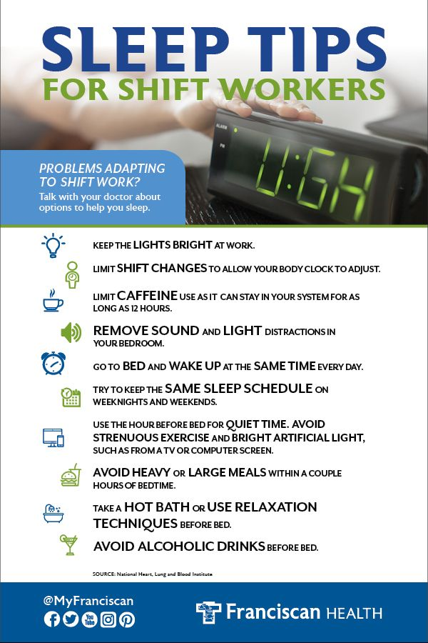 Sleep Tips For Shift Workers Shift Work Shift Worker Working Night Shift