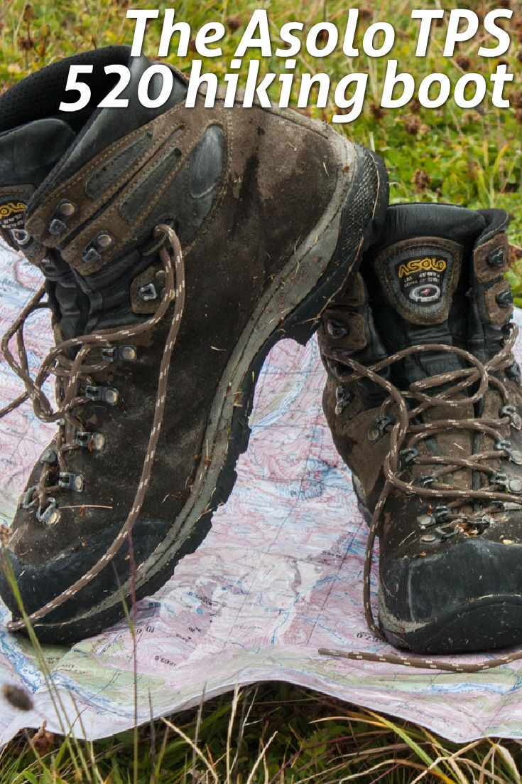 0059a1dd6bc Asolo 520 Review – Does This Hiking Boot Perform to Standard ...