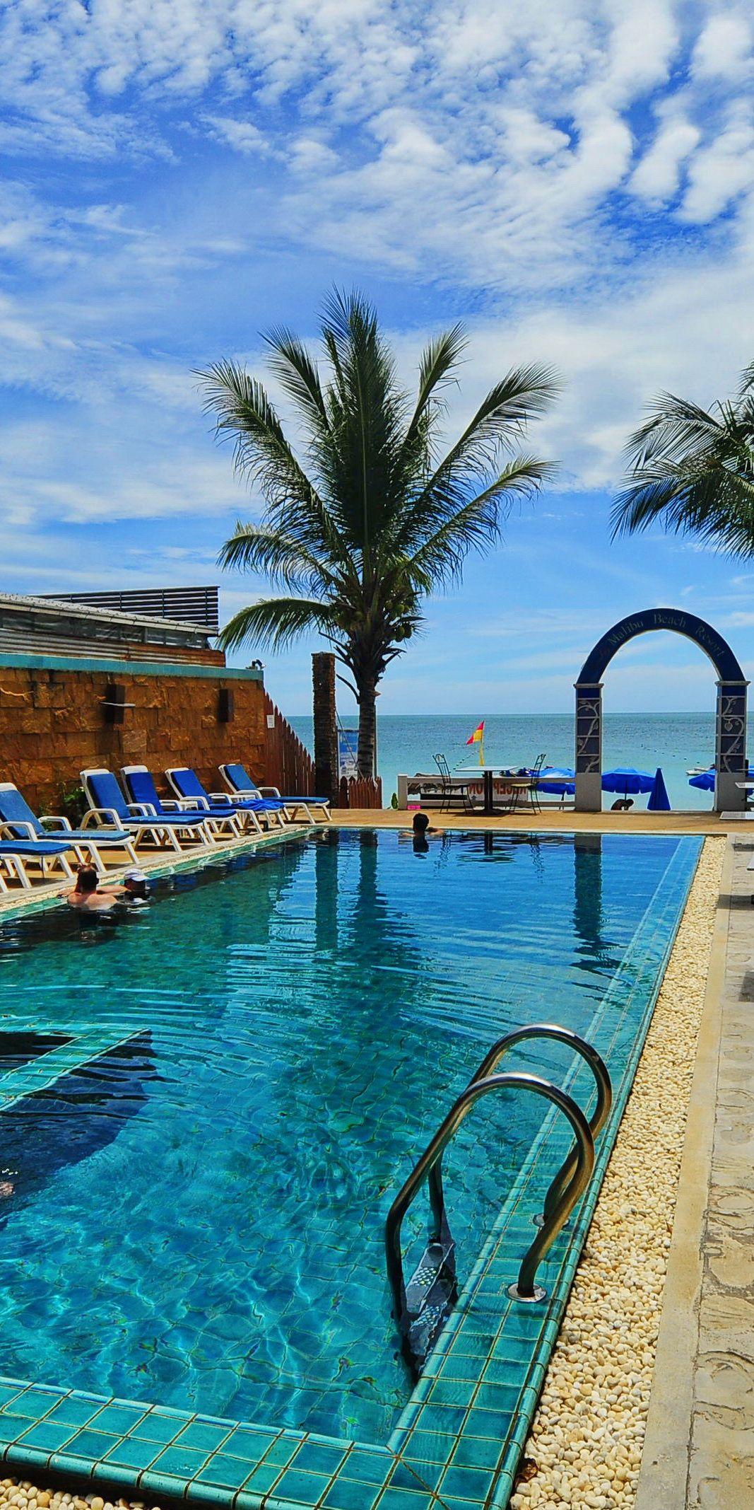 Malibu Beach Resort. Chaweng Beach. Koh Samui. Thailand   Chaweng beach. Malibu beaches. Beach resorts