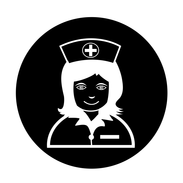 Nurse Icon Nurse Icons Nurse Cartoon Png And Vector With Transparent Background For Free Download Free Vector Illustration Font Illustration Free Vector Graphics