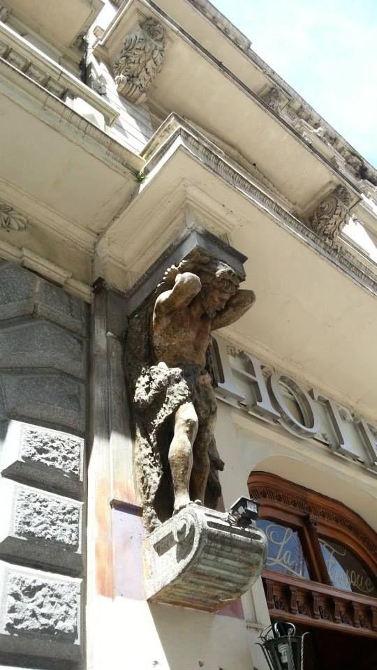 Ornamentos de Buenos Aires , Arquitectura Argentina