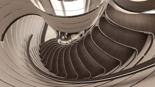 Best Cosmos Yacht Staircase Design Cosmos Interior Design 400 x 300
