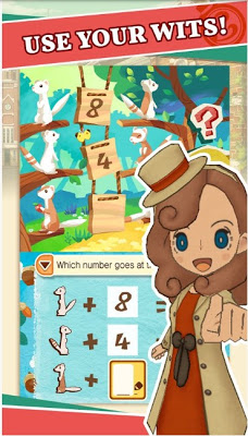 Layton's Mystery Journey Mod + Apk + OBB Download Android
