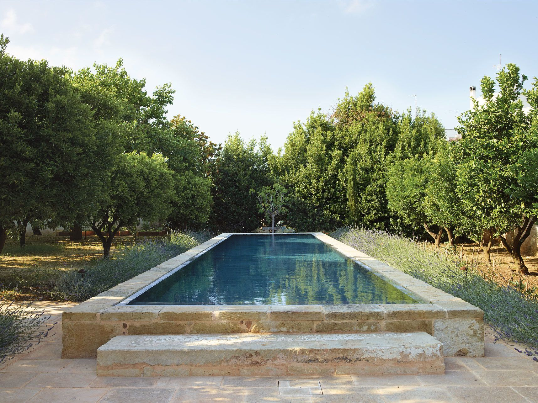 A Picturesque Retreat In A Tiny Town In Puglia