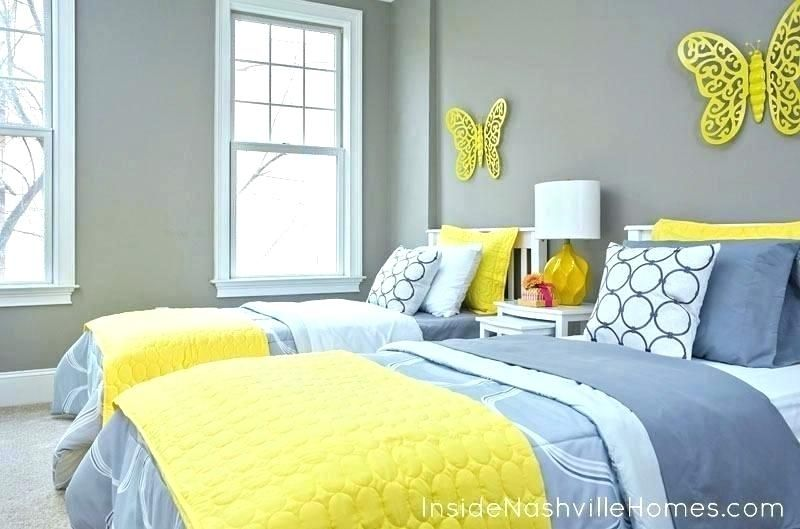 Gray Bedroom Decorating