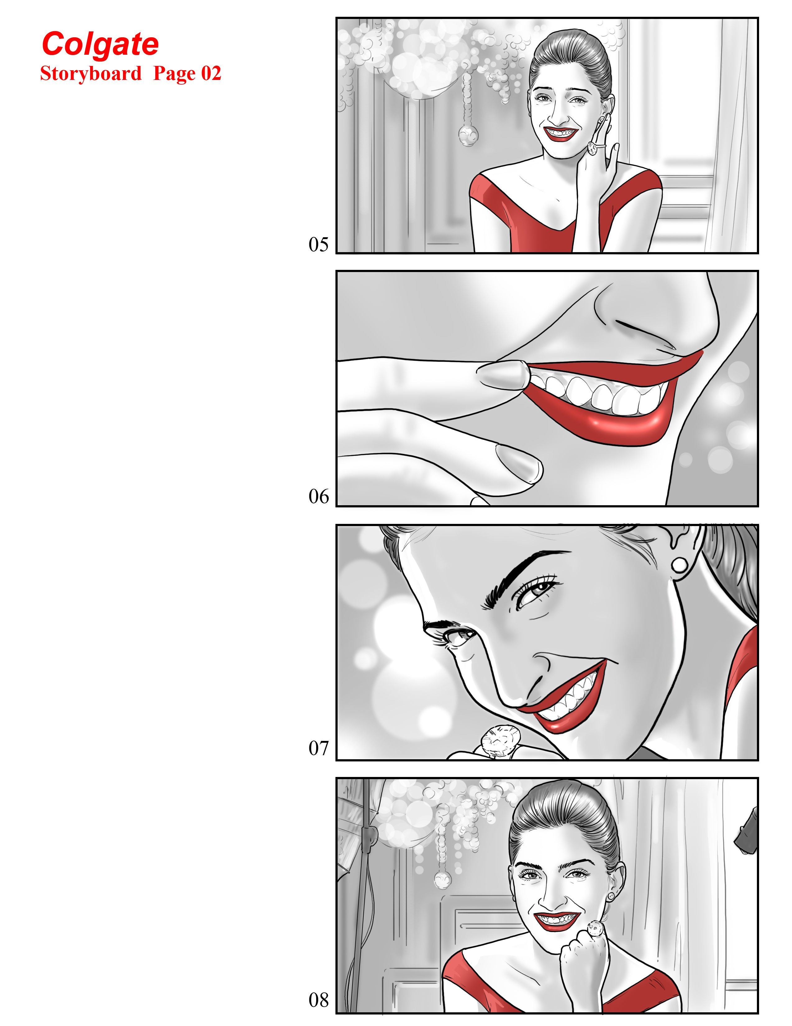 storyboard by obaid ansari