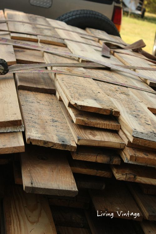 reclaimed wood supplier