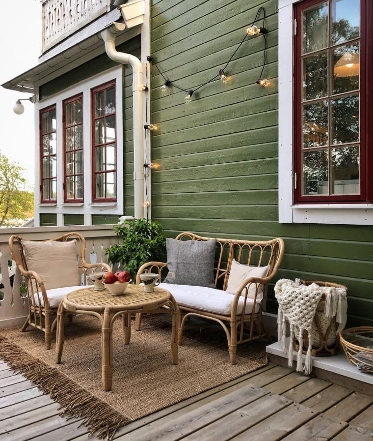 45 Stylish And Small Scandinavian Exterior Design And Decor Ideas Look Fantastic In 2020 Scandinavian Decor Outdoor Patio Space Scandinavian Style Home
