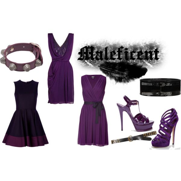 Maleficent Tv Movie Inspired Outfits Disney Inspired