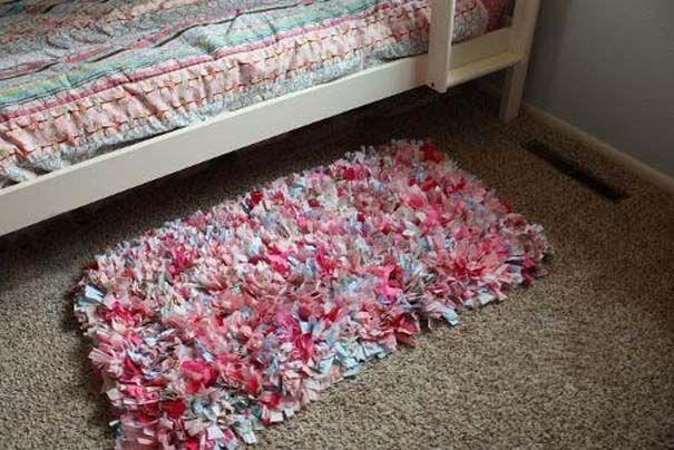 Как сделать коврик своими руками фото 182