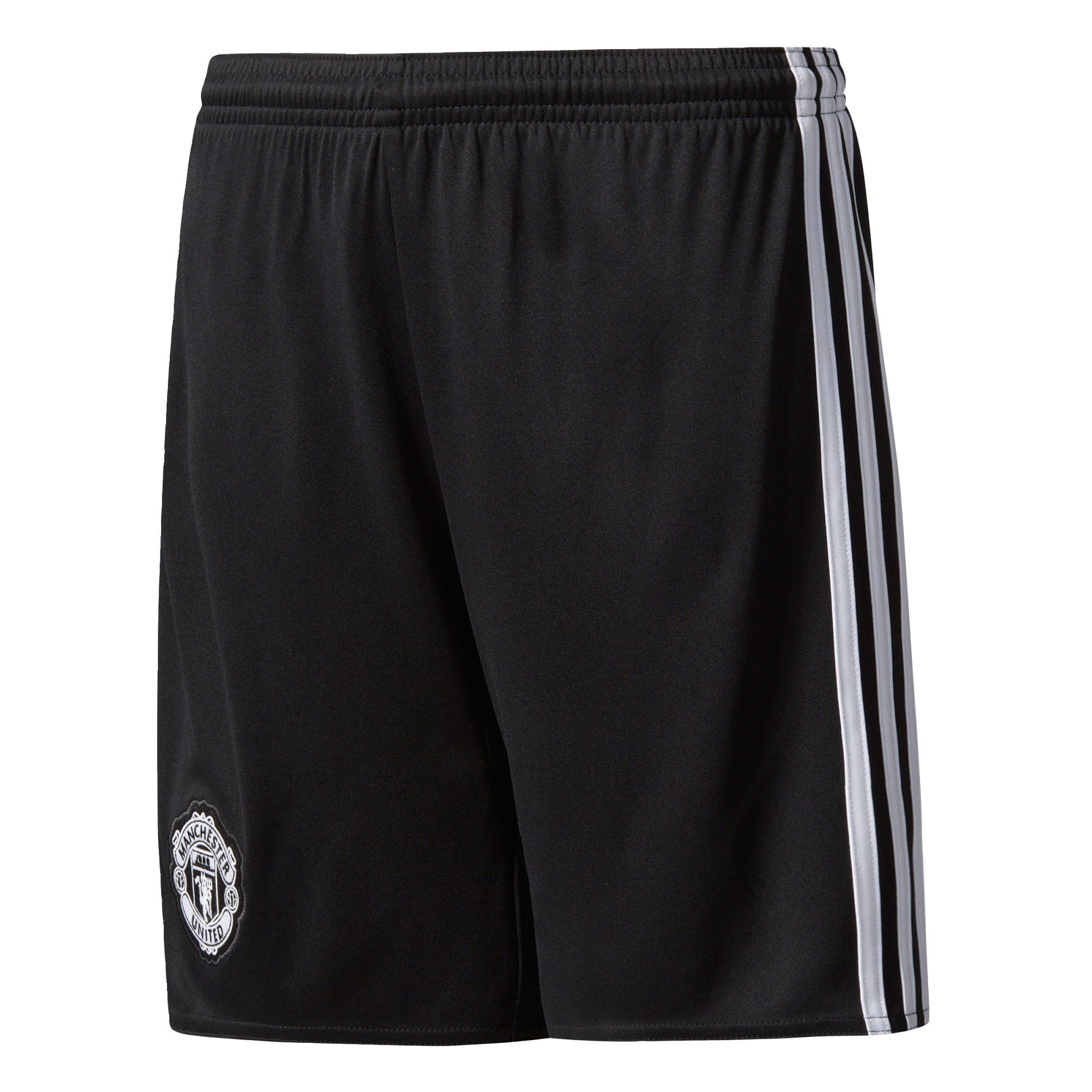 The adidas Manchester United 2017 18 Kids Away Short teams up with the Manchester  United eb4c4f2a9e