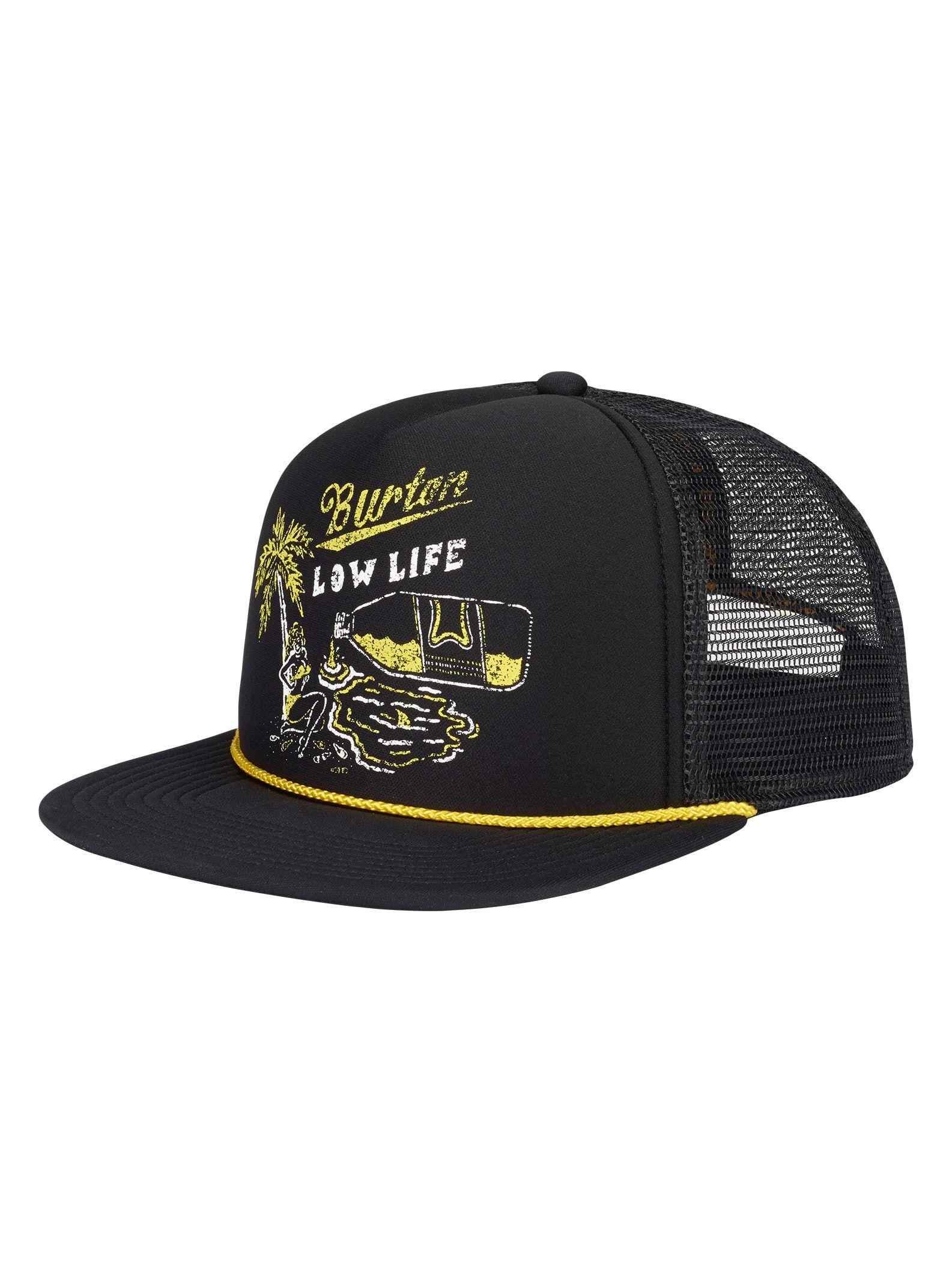 eb1b549101cc2 Burton I-80 Snapback Trucker Hat