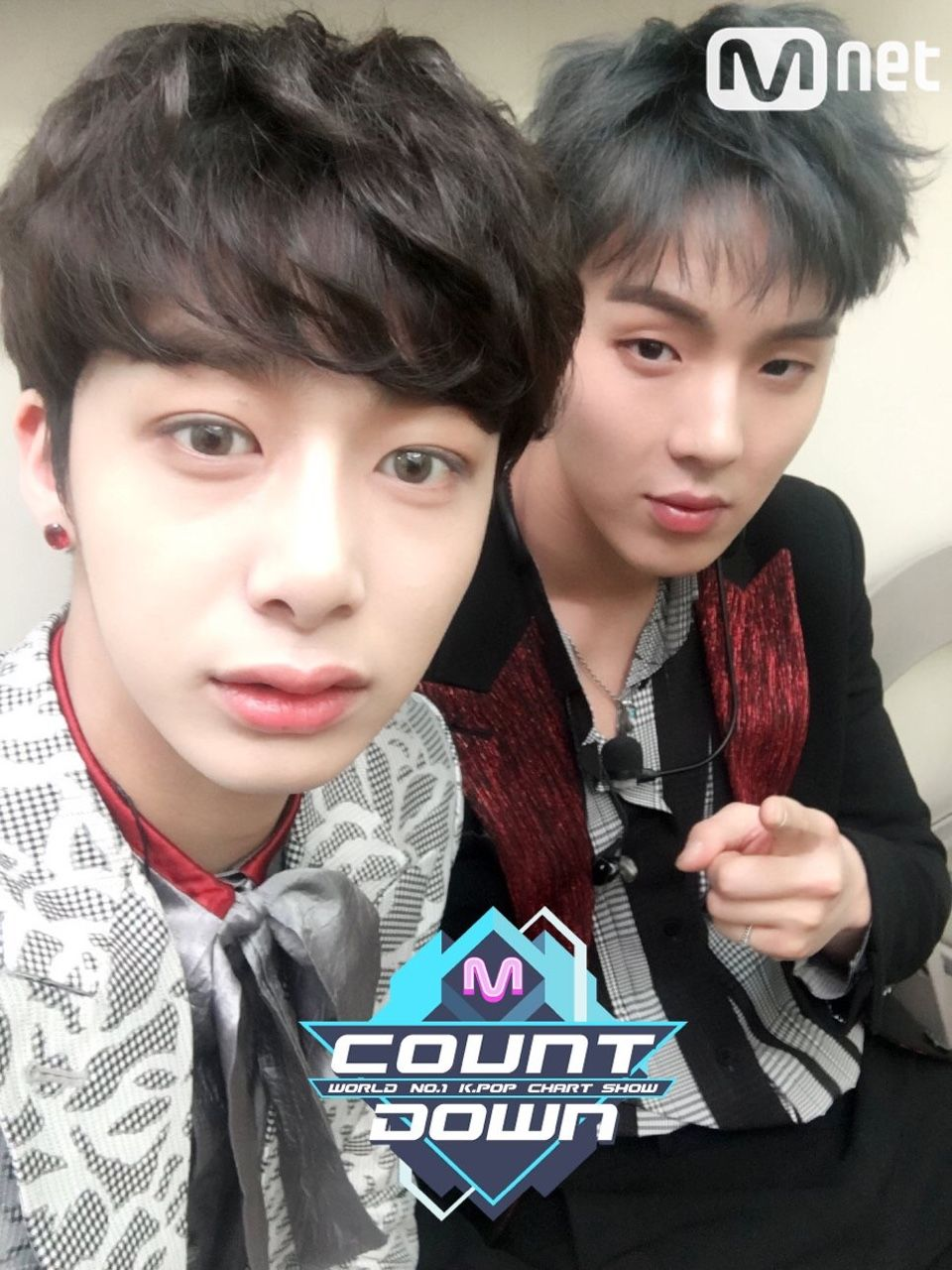 mcountdown twitter update monsta x pinterest