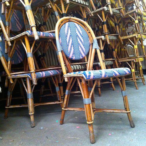 chaise de bistro en 2018 objets pinterest bistro chaises et la terrasse. Black Bedroom Furniture Sets. Home Design Ideas
