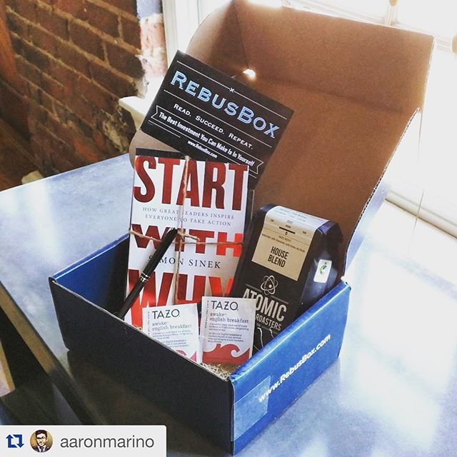 A huge thank you to Aaron Marino for featuring RebusBox on his page! Aaron is a renowned social media influencer who has appeared on Shark Tank and will be on again for this seasons finale. He has a large following with over 1.3 million subscribers on  his YouTube channel, Alpha M. Thank you, Aaron for your support!